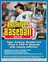 PICK A PACK 2018 Topps Archives