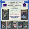 2019 Break King Baseball Premium Series 3 Case Break #1 (1 Player) OS Style