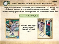 PICK A PACK 2019 Gypsy Queen Baseball
