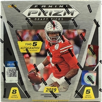 PICK A PACK 2019 Prizm Draft Football