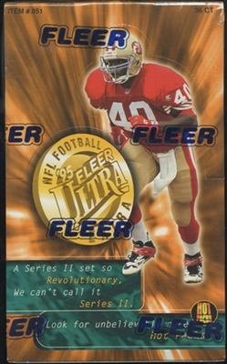 PICK A PACK 1995 Fleer Ultra Extra