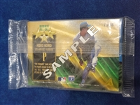 DPS-1995 Pinnacle Zenith Baseball Promo Pack