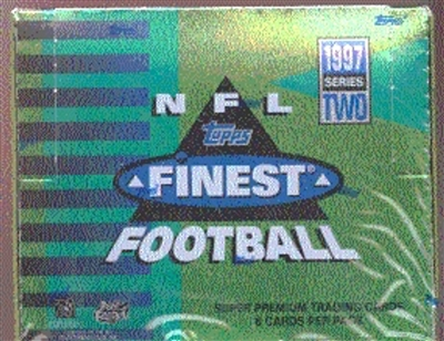 PICK A PACK 1997 Topps Finest Series Two