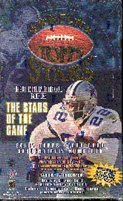 PICK A PACK 1998 Topps Stars Label Football