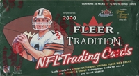 PAP 2000 Fleer Tradition Football #1