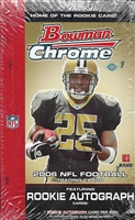 PAP 2006 Bowman Chrome Football #3