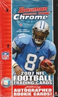 PAP 2007 Bowman Chrome Football #2