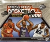 PAP 2008-09 Press Pass BK #1