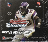 PAP 2008 Bowman Chrome Football #1