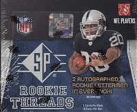 PAP 2008 SP Rookie Threads #15