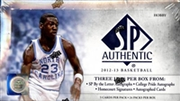 PAP 2012-13 SP Authentic Basketballl #1