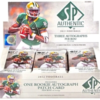 PAP 2012 SP Authentic Football #3
