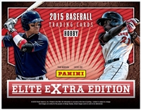PAP 2015 Elite Extra Edition Baseball #6