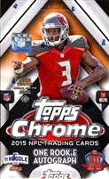 PAP 2015 Topps Chrome Football #1