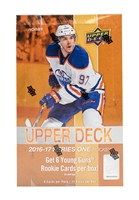 PAP 2016-17 Upper Deck Hockey Series One #5
