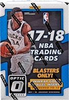 PAP 2017-18 Optic Blaster Box Pack #9