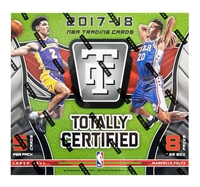 PAP 2017-18 Totally Certified BK #7