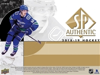 PAP 2018-19 SP Authentic Hockey #48