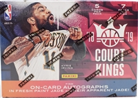 PAP 2018-19 Court Kings Blaster AU Box #1