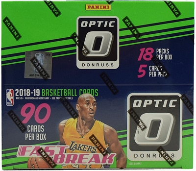 PAP 2018-19 Optic Fast Break #141
