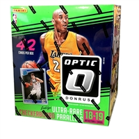 PAP 2018-19 Optic Pink Prizm Mega #17