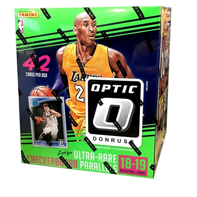 PAP 2018-19 Optic Pink Prizm Mega Pack #69