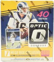 PAP 2018 Optic Mega Box Pack #8