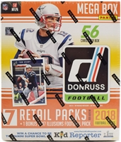 PAP 2018 Donruss Mega Box #56 (Hits are 2017 Illusion Packs!)