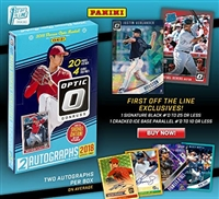 PAP 2018 Optic FOTL Baseball #4