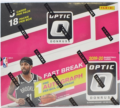 PAP 2019-20 Optic Fast Break #52