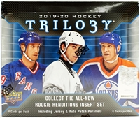 PAP 2019-20 Upper Deck Trilogy #4