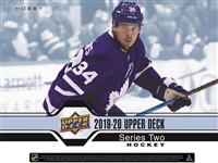 PAP 2019-20 Upper Deck Hockey Series Two #14