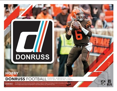 PAP 2019 Donruss Football #119