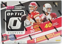 PAP 2019 Optic Collectors Football #49