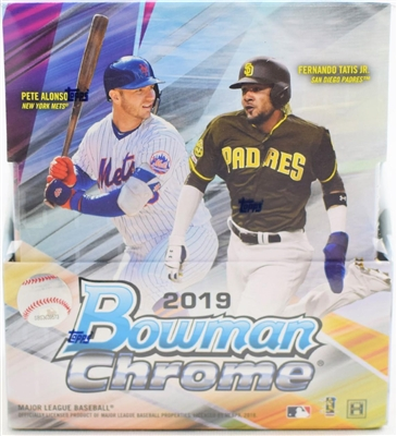 PAP 2019 Bowman Chrome Hobby #68