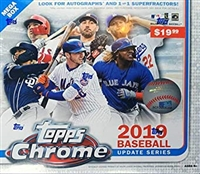 PAP 2019 Topps Chrome Mega Update MLB #5