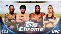 PAP 2019 Topps Chrome UFC #1