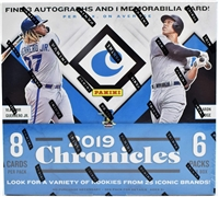 PAP 2019 Chronicles Baseball #22