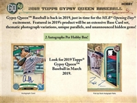 PAP 2019 Gypsy Queen Baseball #9