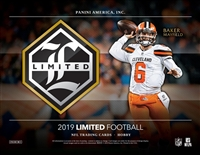 PAP 2019 Limited Football Pack #1