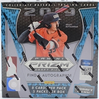 PAP 2019 Prizm Draft Baseball #6
