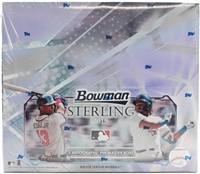 PAP 2019 Bowman Sterling Baseball #18