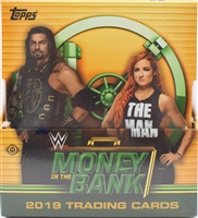 PAP 2019 Topps WWE Money in the Bank #1