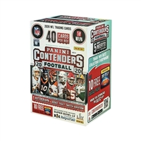 PAP 2020 Contenders Football Blaster Pack #2