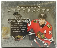 PAP 2020-21 Upper Deck Artifacts #9 NO DPP