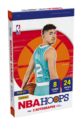 PAP 2020-21 Hoops Basketball Hobby #30
