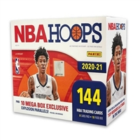 PAP 2020-21 Hoops Mega Box Pack #5