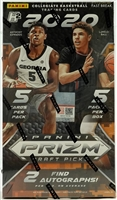 PAP 2020-21 Prizm Draft FAST BREAK BK #20