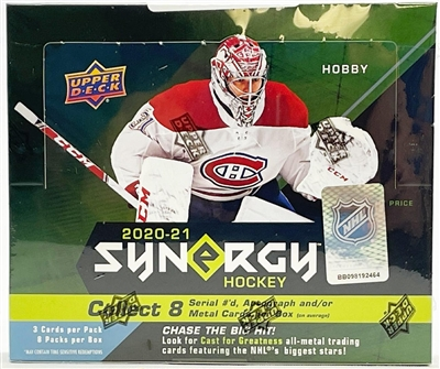 PAP 2020-21 Upper Deck Synergy #10