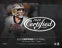 PAP 2020 Certified Football #52